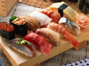фото, кухня, японская, Япония