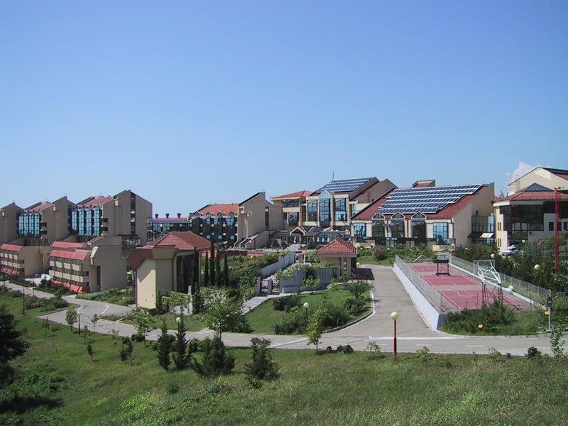 Отдых, поселок,  Вардане