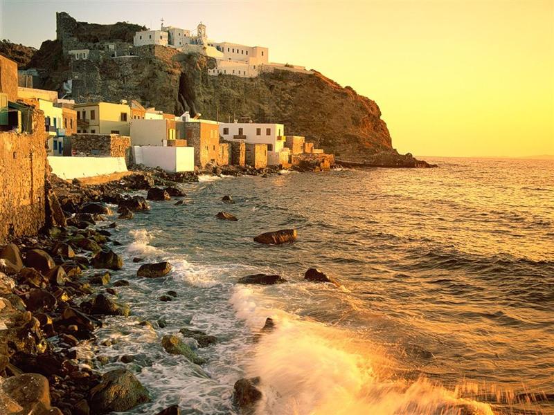 острова Греции, туризм, отдых