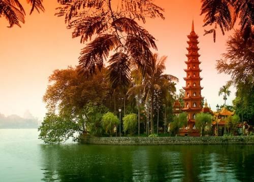 Достопримечательности, фото, Вьетнама