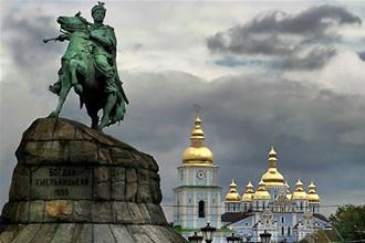 Памятник Богдану Хмельницкому, фото
