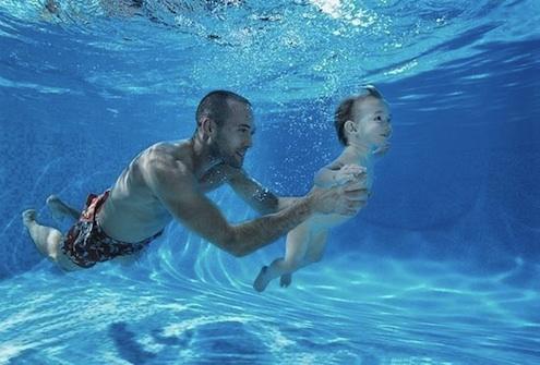 Польза, занятия, плавание,  детей