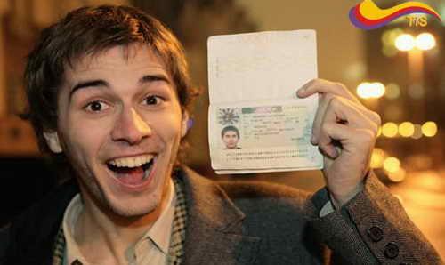 документы, получения визы