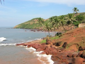 море, пляжи, Индии