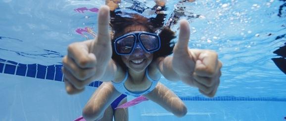 плавание, польза