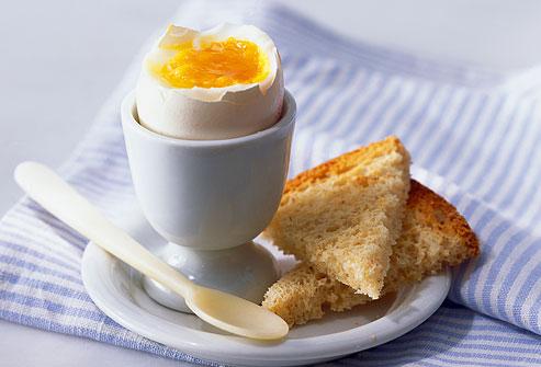 полезный, завтрак, фото