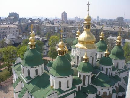 собор Святой Софии, Киеве