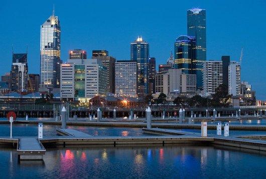 Мельбурн, фото